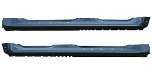 Pair 03 06 Ford Expedition Extended Rocker Panels Oe Style Rust Repair L