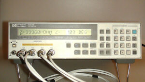 Hp agilent keysight 4263a Lcr Meter 100hz To 100khz Rpg Opt001