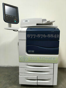 Xerox Color 560 Digital Press Production Copier Printer Scan Fiery 60ppm Laser
