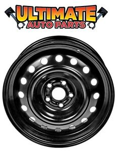 Steel Wheel Rim 16 Inch For 09 17 Toyota Corolla