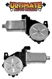 Rear Power Window Motors Pair Lh Rh For 91 93 Toyota Celica convertible