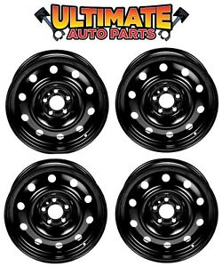 Steel Wheel Rim 17 Inch Wheels set Of 4 For 06 11 Dodge Charger