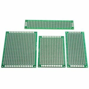 80pcs Fr 4 Double Side Prototype Pcb Printed Circuit Board