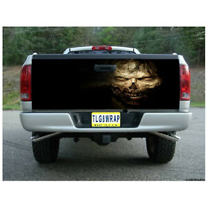 T10 Zombie Tailgate Wrap Vinyl Graphic Decal Sticker Laminated