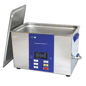 22l Degas Industrial Ultrasonic Cleaner Digital Control Lcd Display Dr ld220