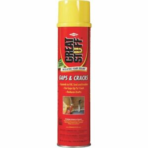 4 Pack Great Stuff Gaps Cracks Insulating Foam Sealant