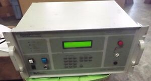 Associated Research Hypot Ultra Dielectric Analyzer Model 6550dt exit