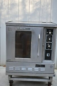 Blodgett Dfg 50 1 Half Size Gas Convection Oven