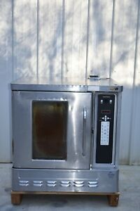 Blodgett Dfg 50 1 Half Size Gas Convection Oven new Electronic Panel