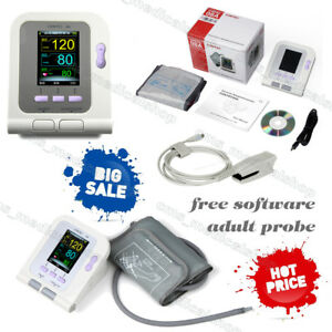New Blood Pressure Monitor Contec08a spo2 For Human Use free Software