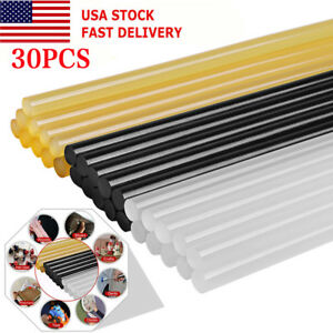30x Us Pdr Tools Glue Sticks Car Body Paintless Dent Repair Puller Hail Removal