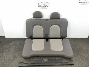 2003 Mercury Mountaineer Third 3rd Row Back Seat Graphite 8t