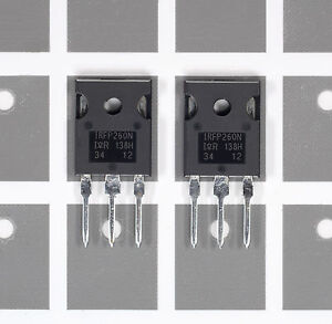12x Matched Irfp260n N ch Power Mosfet 50a 200v 300w Int l Rectifier
