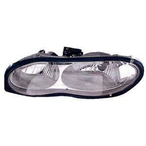 Gm2502211 Fits 1998 1999 2000 2001 2002 Chevrolet Camaro Driver Headlight Nsf