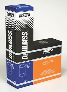 Devilbiss Dekups Dpc 600 Disposable 34 Oz Cups Lids 32 Each