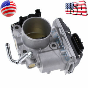 Genuine Oem Throttle Body For 2006 2011 Honda Civic R18 1 8l16400 Rnb A01 Dx Ex