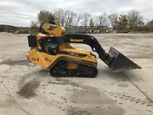 Vermeer 50ctx Mini Skid Loader