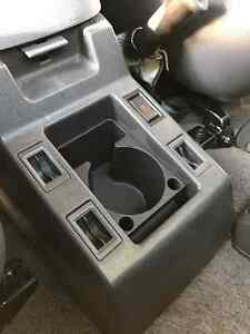 62 Series Landcruiser Cup Holder Square Insert