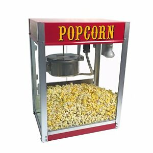 Paragon Theater Pop 6 Ounce Popcorn Machine For Professional Concessionaires