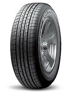 Kumho Eco Solus Kl21 225 55r18 98h Bsw 4 Tires