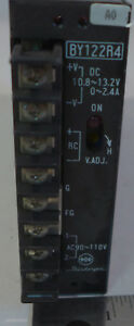 Shindengen By122r4 Adjustable Ac To Dc Power Supply