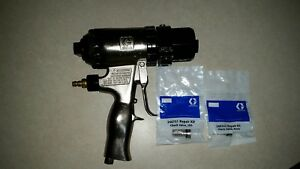 Graco Fusion Mp Gun No Mix Module No Ceramic Tip