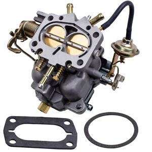 New Carb Fit Dodge Mopar 273 318 Engine 2bbl Carby Carburetor 1966 1973