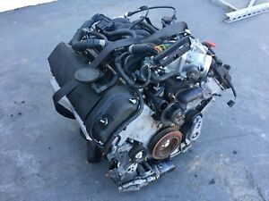 Jaguar 2004 2005 Xj8 Xj8l Xjr Engine Motor Non Supercharged Tested Oem 86k