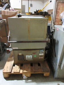 Cress Bench Top Electric Heat Treating Oven 2 250 Deg Max Model C 122012k