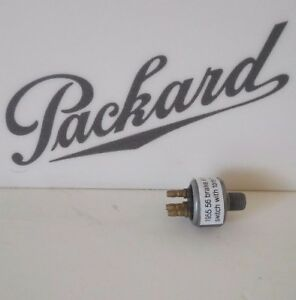 1955 1956 Packard Break Light Switch With Torsion Level