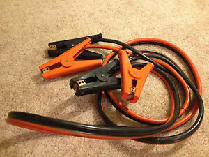 Set Of Jump Starters Jump Cables