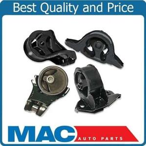 Engine Manual Transmission Mount Kit 4pc For Acura Integra 1 8 1992 1993