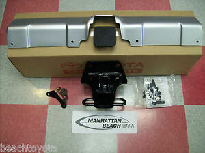 2007 2014 Fj Cruiser Tow Hitch Kit Pt228 60060 Genuine Toyota Accessory