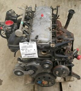 2001 Chevy Cavalier 2 2 Engine Motor Assembly 236 000 Miles Ln2 No Core Charge