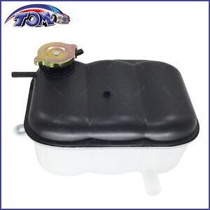 Brand New Water Coolant Overflow Recovery Tank W cap For Dodge Ram 5072602ab
