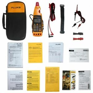 Brand New Fluke 773 F773 Milliamp Process Clamp Meter Multimeters Tester Case