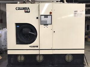 Columbia Ilsa 60lb Perc Dry Cleaning Machine 2003