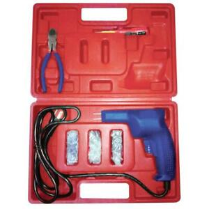 Astro Pneumatic 7600 Hot Staple Gun Kit For Plic Repair