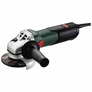 Metabo W9 115 4 1 2 Grinders length 11 3 4 Watts 800 W