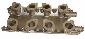 Small Block Ford V8 Engine 289 302 Inlet Manifold Weber 48 Ida Carbs