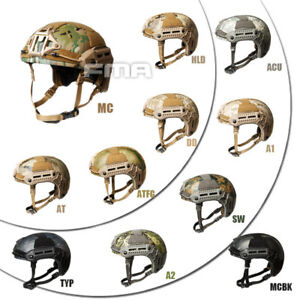 FMA Tactical MT Mountaineering Helmet Airsoft Paintball TB1274 Camouflage Series