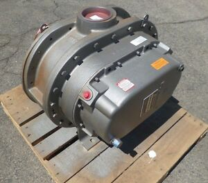 Gardner Denver Gahhdpa Positive Displacement Blower 8hp 1800 Rpm 4 Npt