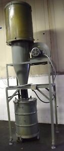 Aget 20nm51 d1 5hp Cyclone Dust Collector