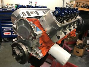351w 357 Small Block Ford Long Block Race Prepped Makes 500 hp
