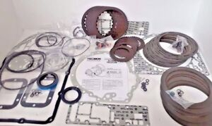 For Allison 1000 2000 Transmission Overhaul Rebuild Kit 2000 2009 W Clutches