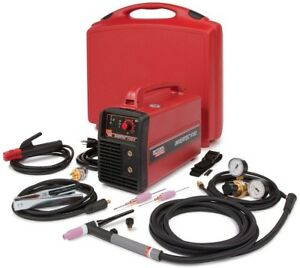 Stick Welder Electrode Holder With Work Clamp Cable Lincoln Electric 155 Amp Pro