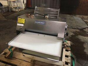 Cdr 2000 Somerset Dough Roller Pizza Dough Roller 20