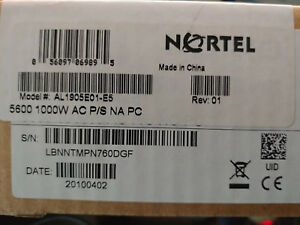 Al1905004 e5 Nortel Networks Ethernet Routing Sw 5600 Dc Power Supply New In Box