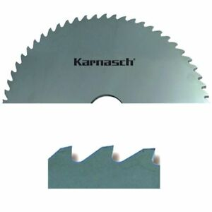 Metal Circular Saw Hss Blade According To Din 1837a Steel Cast Wz 0 25 32 7