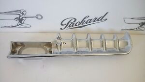 1955 1956 Packard Left Side Rear Quarter Light Trim
